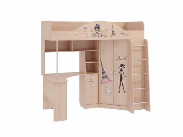 Продам Кровать-чердак Амели