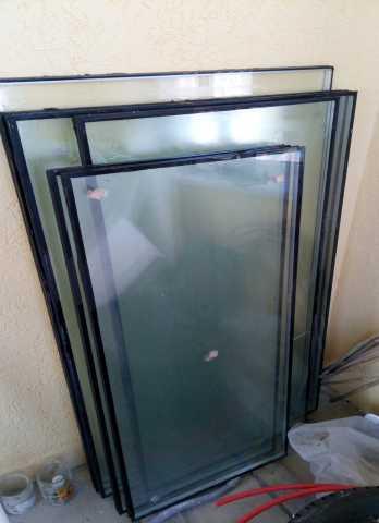 Продам Продам стеклопакеты для пластиковых окон