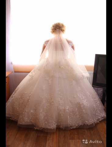 722710a408f Свадебные и вечерние платья в Краснодаре  купить б у и новые ...