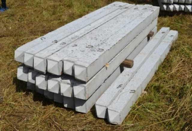 Продам Сваи С40.15-3 (4000х150х150)мм