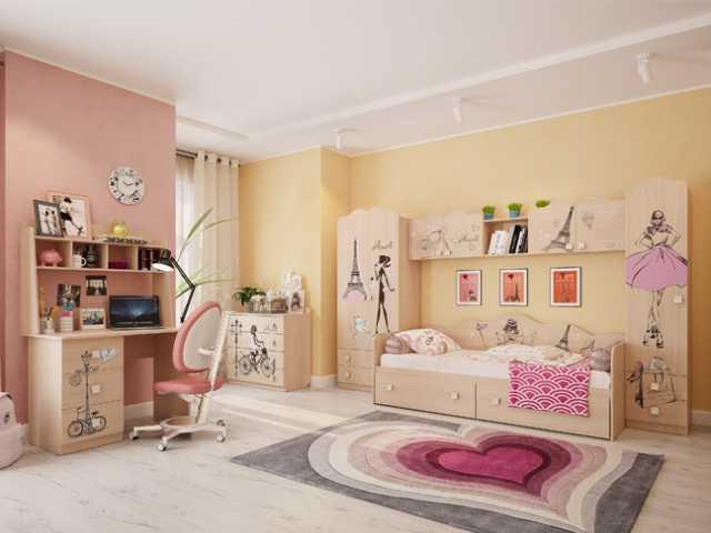 Продам Детская мебель Амели
