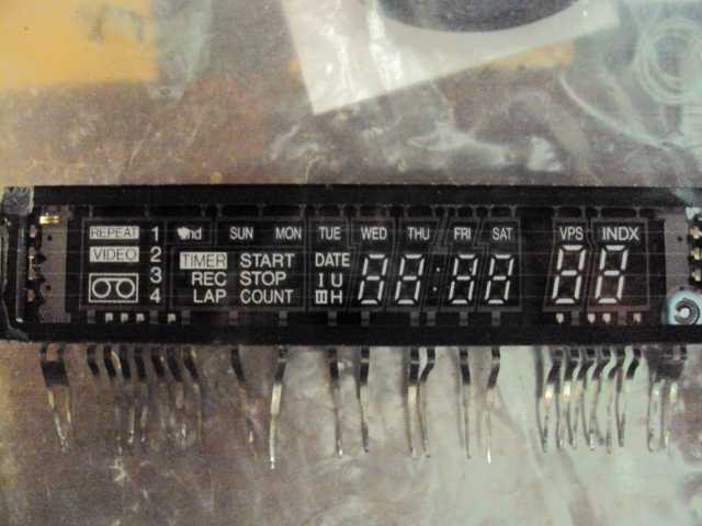Куплю Индикатор от видеомагнитофона