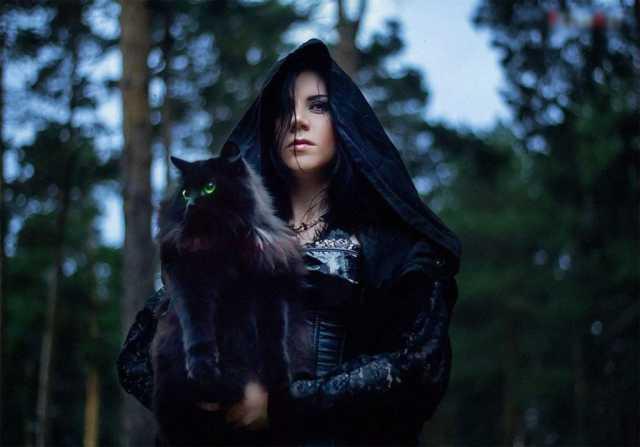 Предложение: Потомственная ведьма