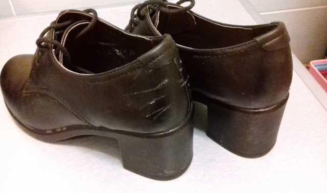 Отдам даром: Туфли женские деми