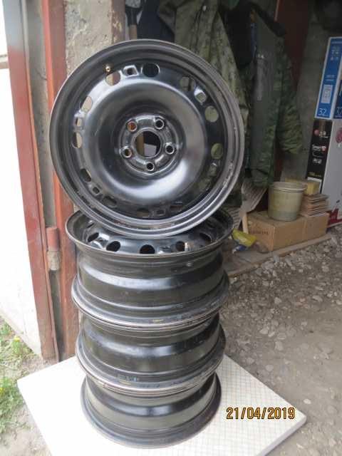 Продам: стальные диски