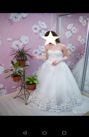 62776a7d478 Свадебные и вечерние платья во Владимире  купить б у и новые ...