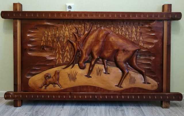 Продам: Картина из дерева