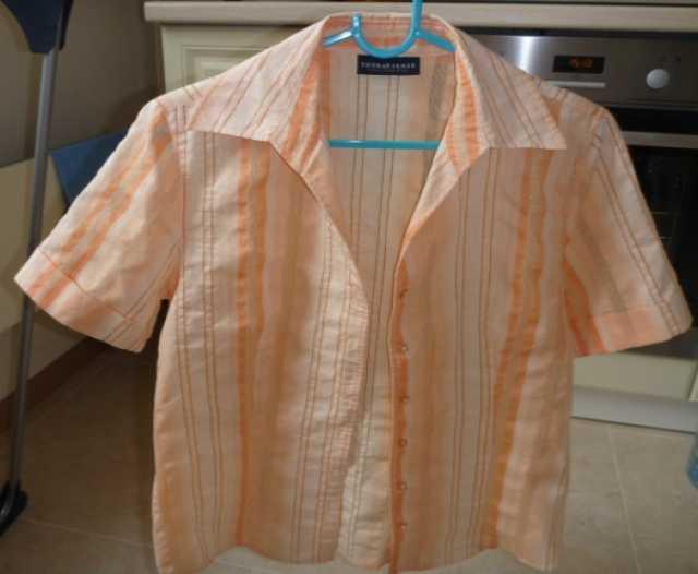 Продам Летняя блузка с коротким рукавом