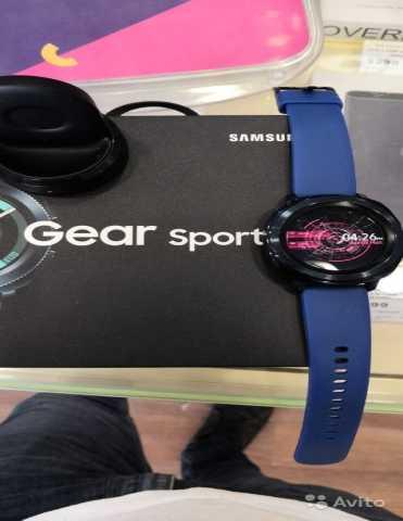 Продам: Часы Samsung Gear Sport