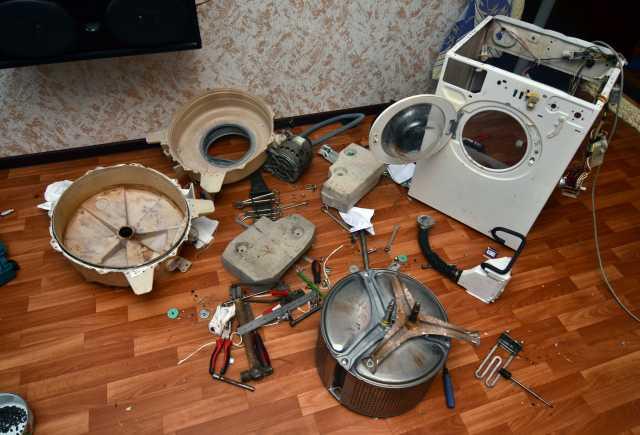 Предложение: Ремонт стиральных машин на дому в Самаре