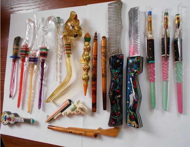 Продам: Сувенирные редкие ручки ссср