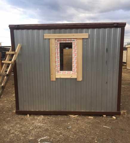 Продам: Блок контейнер бытовка для рабочих. (под