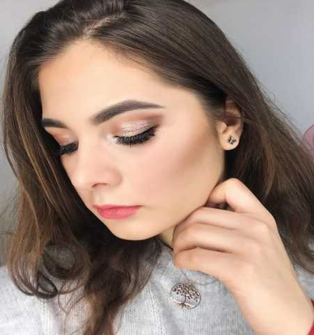 Предложение: Визажист/макияж