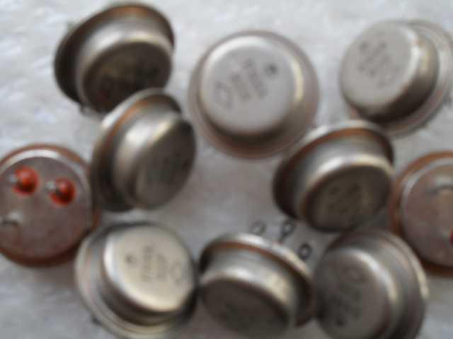 Продам 1Т806А транзисторы германий