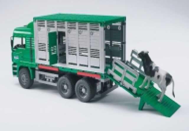 Предложение: Перевозка крупного рогатого скота
