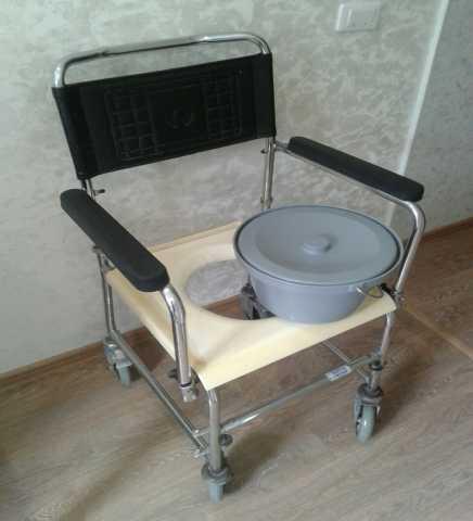 Отдам даром: Кресло санитарное