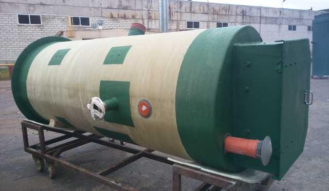 Продам КНС-канализационно насосные станции от п