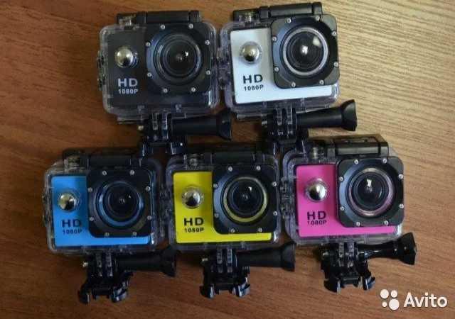 Продам Экшен экшн камера Action Camera XPX RD18