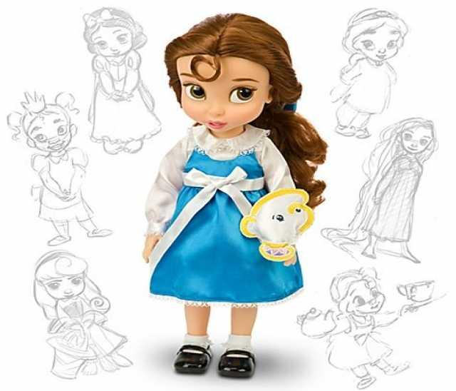 Продам Бэль красавица и чудовище кукла диней