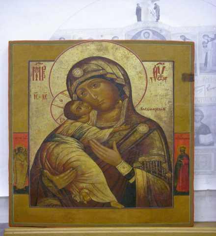 Продам Икона Божией Матери Владимирская