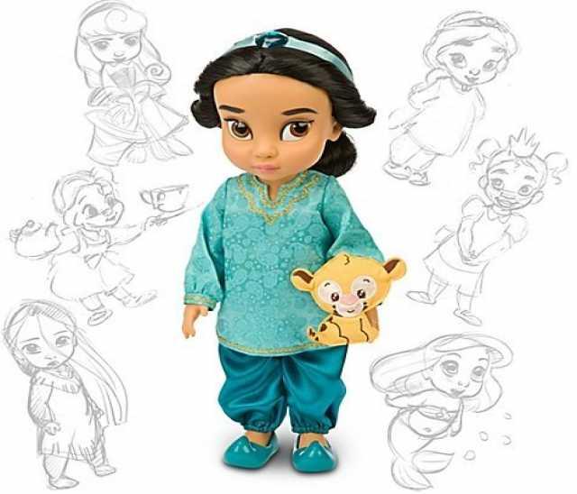Продам Жасмин принцесса кукла диней