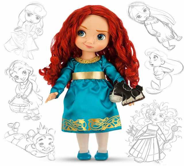 Продам Мерида храбрая сердцем кукла диней