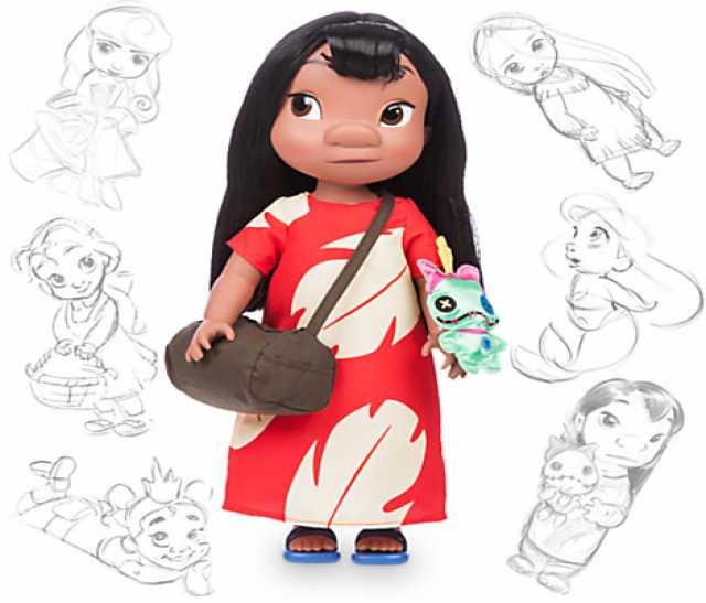 Продам Лило принцесса диней кукла