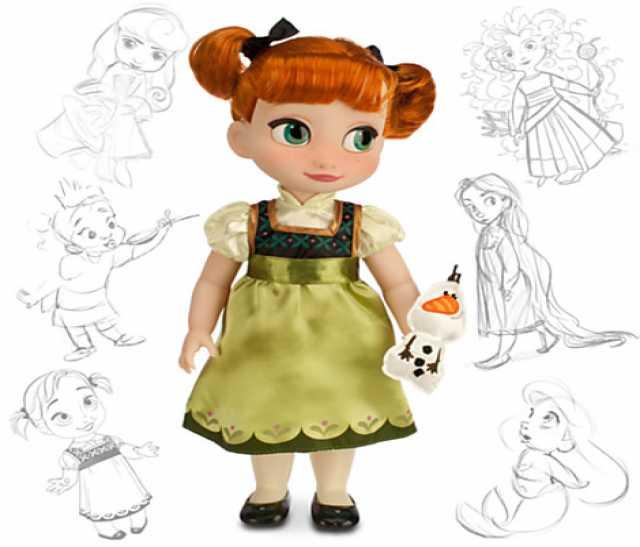 Продам Анна кукла диней Frozen холодное сердце