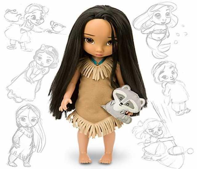 Продам Пакахонтас кукла принцесса диней