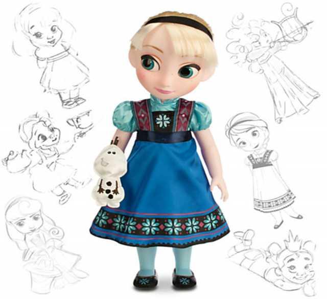 Продам Эльза Frozen кукла принцесса дисней