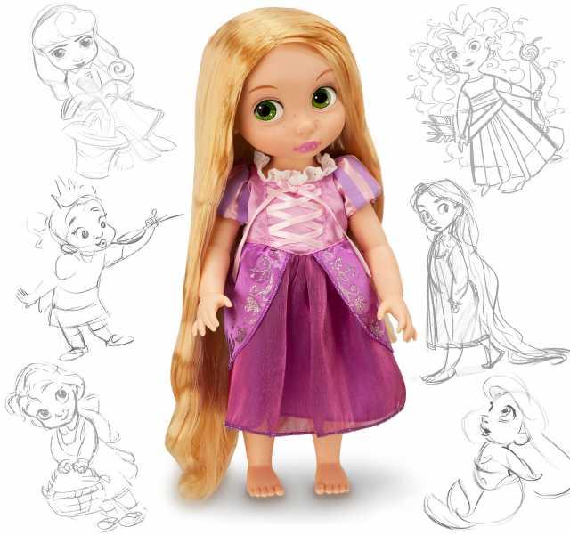 Продам Рапунцель Кукла принцесса дисней