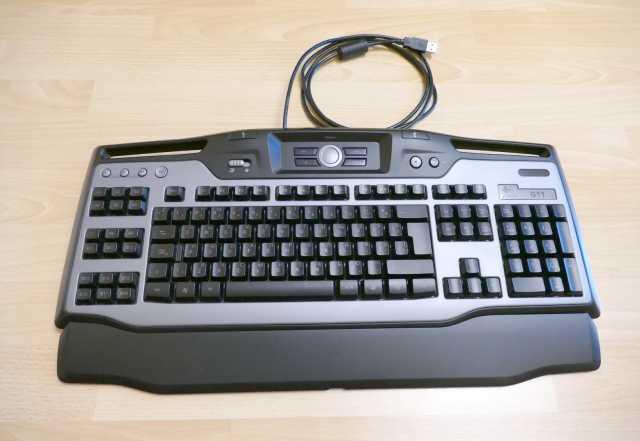 Продам Игровая клавиатура Logitech G11