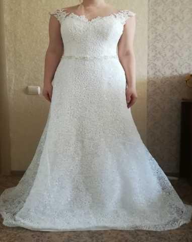 c5d447ed2efca23 Свадебные и вечерние платья в Туле: купить б/у и новые — объявления ...