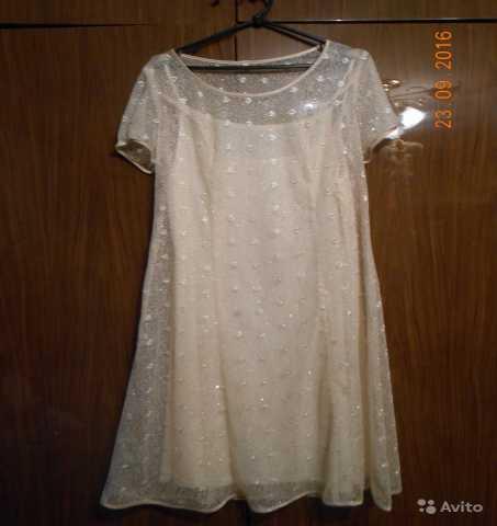 1058360e244fe9f Свадебные и вечерние платья в Колпино: купить б/у и новые ...