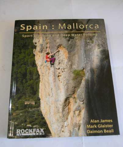 Продам: путеводитель скалолаза- Испания,Мальорка