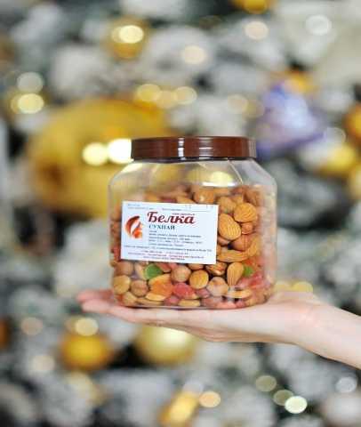 Продам Смесь орехов и цукатов Сухпай
