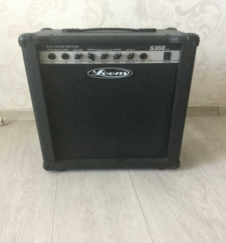 Продам Бас гитарный комбоусилитель Leem s35b
