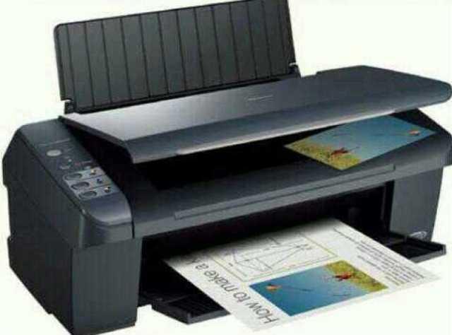 Продам Струйный принтер Epson Stylus CX4300