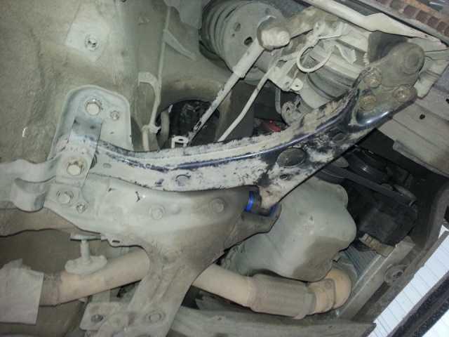 Предложение: Поменяли рулевые тяги на Тойоте