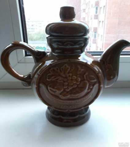 Продам Чайники керамика новые 3шт