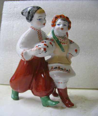 Продам: Танцующие дети. Гопак Киевский завод. 60