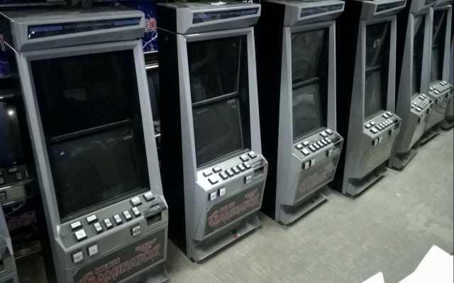 Продам Игровой автомат Gaminator 623
