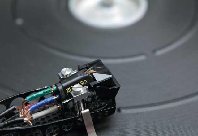 Продам головка звукоснимателя Shure V15 Type II