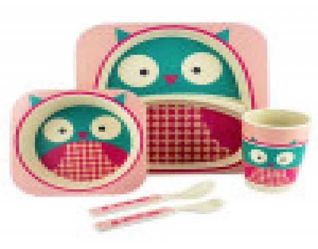 Продам Happy Kids - бамбуковая посуда для детей