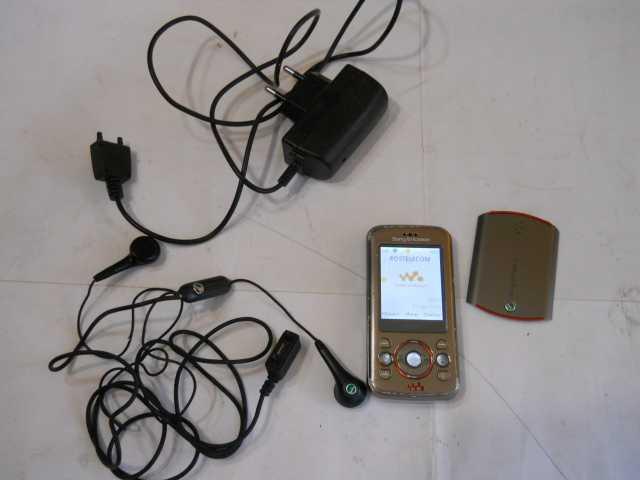 Продам Sony-Ericcson W395i слайдер