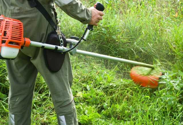 Предложение: Покос травы, стрижка газонов в Пензе