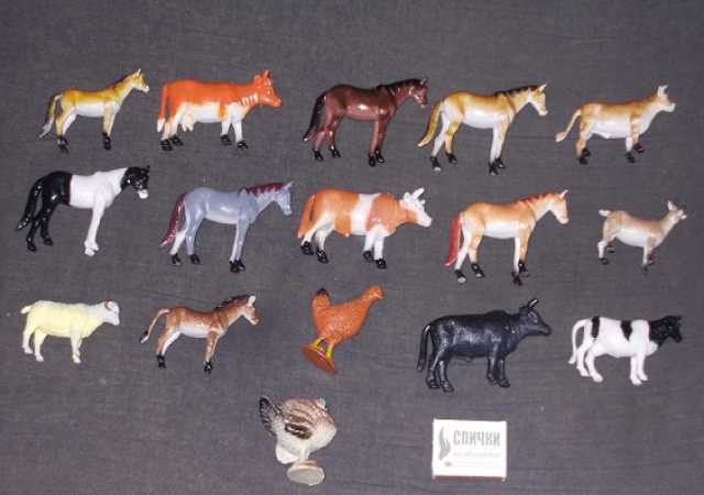 Продам Животные (Фигурки)