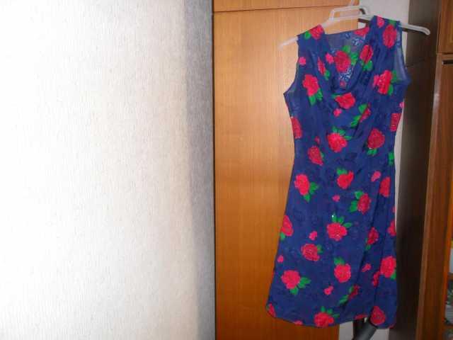 Продам: Платье - сарафан на девочку 13-15 лет