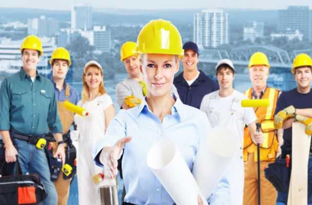 Вакансия: строители/отделочники