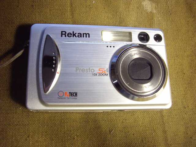 "Продам Цифровой фотоаппарат ""Rekam Presto-SL4"